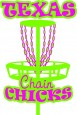Texas Chain Chicks logo