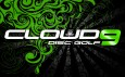 Cloud 9 Disc Golf logo