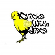 Chicks with Discs logo