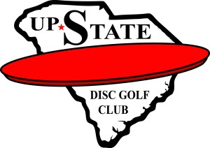 Upstate Disc Golf Club logo