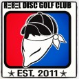 Rebel Disc Golf Club logo