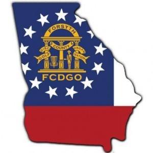 Forsyth County Disc Golf Organization logo