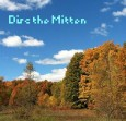 Disc the Mitten logo