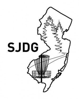 South Jersey Disc Golf logo