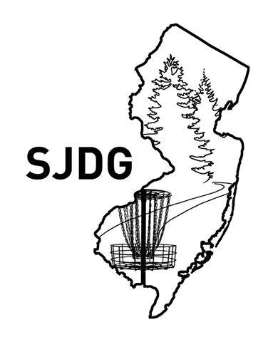 South Jersey Disc Golf logo