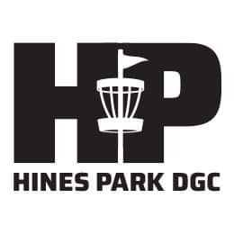 Hines Park DGC logo