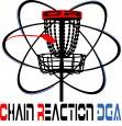 Chain Reaction Disc Golf Apparel logo