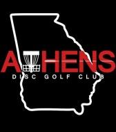 Athens Disc Golf logo