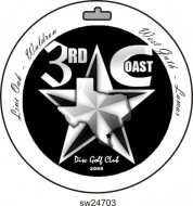 3rd Coast Disc Golf logo