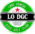 Lake Oswego High School Disc Golf Club logo