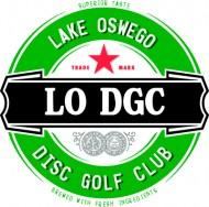 Lake Oswego High School Disc Golf Club logo