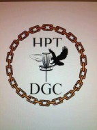 HPT Disc Golf Club logo