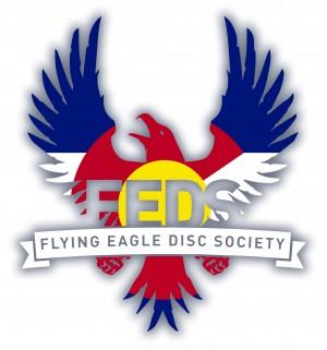 Flying Eagle Disc Society logo