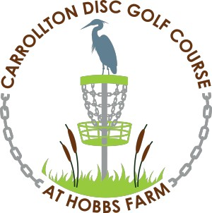 Carrollton Disc Golf Club logo