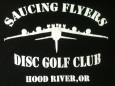 Saucing Flyers DGC logo