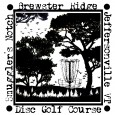 Brewster Ridge Disc Golf Club logo