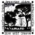 Brewster Ridge Disc Golf Club logo