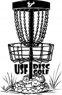 Riverfront Disc Golf Club logo