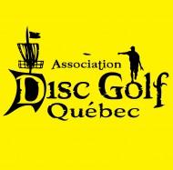 Association disc golf de Québec logo