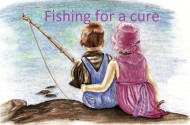 Fishing For a Cure - Relay For Life logo