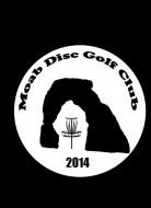 Moab Disc Golf Club logo