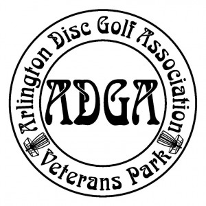 Arlington Disc Golf Association logo
