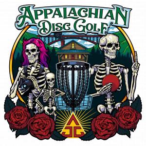 Appalachian Disc Golf logo