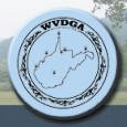 West Virginia Disc Golf Association logo