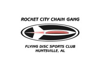 Rocket City Chain Gang logo