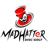 MadHatter Disc Golf logo