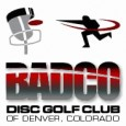BADCO Disc Golf Club logo