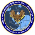 NIOC GA Command Recreation logo
