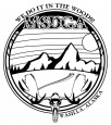 Mat-Su Disc Golf Association logo