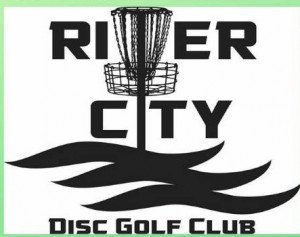 River City Disc Golf Club logo