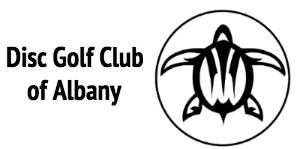 Disc Golf Club of Albany logo