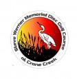 Crane Creek Disc Golf Activities logo