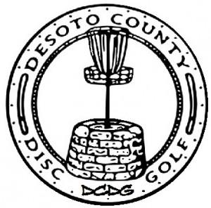 Desoto County Disc Golf Club logo