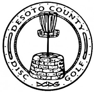 Desoto County Disc Golf Club logo