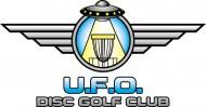 Unifour Flying Objects Disc Golf Club logo