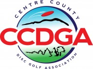 Centre County Disc Golf Association logo