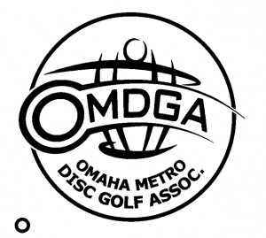 Omaha Metro Disc Golf Association logo