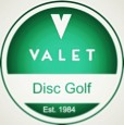 Valet Disc Golf logo