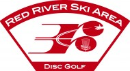 Red River Ski Area Disc Golf logo