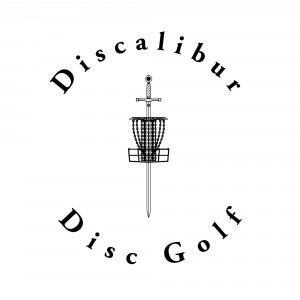 Discalibur Disc Golf Club logo