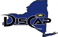 DisCap logo