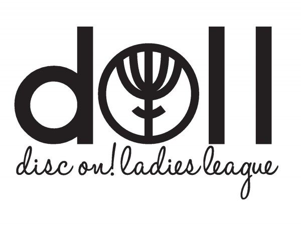 Disc On Ladies League logo
