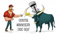 Play Disc Golf logo