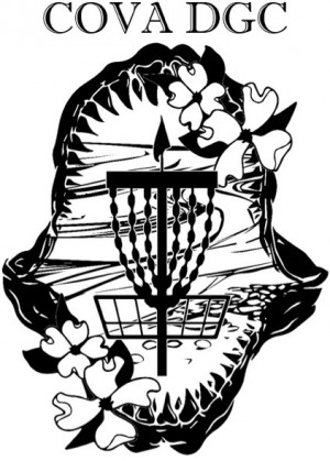 Coastal Virginia Disc Golf Club logo
