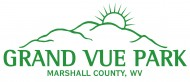 GrandVue Park Disc Golf Club logo