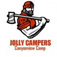 """Pure Flight"" - Jolly Campers logo"